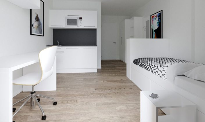 Beispiel Apartment Heinrichstraße